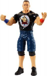 Figura de John Cena de Mattel 4 - Muñecos de John Cena - Figuras coleccionables de luchadores de WWE