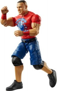Figura de John Cena de Mattel 7 - Muñecos de John Cena - Figuras coleccionables de luchadores de WWE
