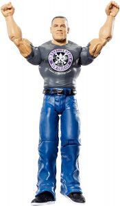 Figura de John Cena de Mattel 8 - Muñecos de John Cena - Figuras coleccionables de luchadores de WWE