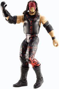 Figura de Kane de Mattel 2 - Muñecos de Kane - Figuras coleccionables de luchadores de WWE