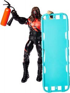 Figura de Kane de Mattel 4 - Muñecos de Kane - Figuras coleccionables de luchadores de WWE