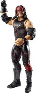 Figura de Kane de Mattel 5 - Muñecos de Kane - Figuras coleccionables de luchadores de WWE