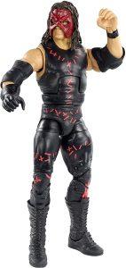 Figura de Kane de Mattel Elite 2 - Muñecos de Kane - Figuras coleccionables de luchadores de WWE
