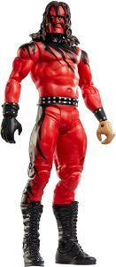 Figura de Kane de Mattel - Muñecos de Kane - Figuras coleccionables de luchadores de WWE