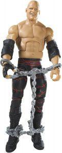 Figura de Kane de Mattel sin máscara Elite - Muñecos de Kane - Figuras coleccionables de luchadores de WWE