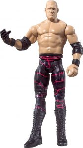 Figura de Kane de Mattel sin máscara - Muñecos de Kane - Figuras coleccionables de luchadores de WWE