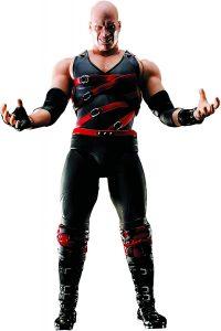 Figura de Kane de Tamashii Nations - Muñecos de Kane - Figuras coleccionables de luchadores de WWE