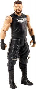 Figura de Kevin Owens de Mattel 5 - Muñecos de Kevin Owens - Figuras coleccionables de luchadores de WWE