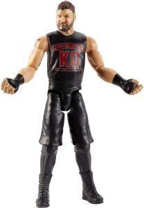 Figura de Kevin Owens de Mattel 6 - Muñecos de Kevin Owens - Figuras coleccionables de luchadores de WWE