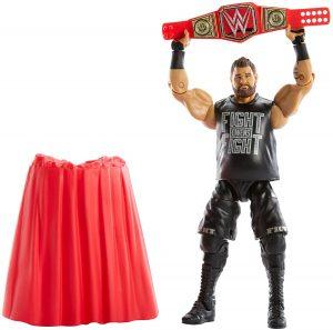 Figura de Kevin Owens de Mattel 7 - Muñecos de Kevin Owens - Figuras coleccionables de luchadores de WWE