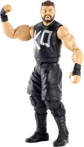 Figura de Kevin Owens de Mattel 8 - Muñecos de Kevin Owens - Figuras coleccionables de luchadores de WWE