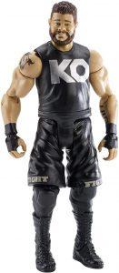 Figura de Kevin Owens de Mattel 9 - Muñecos de Kevin Owens - Figuras coleccionables de luchadores de WWE