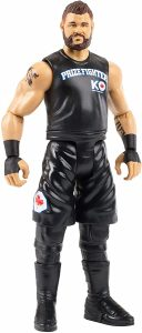 Figura de Kevin Owens de Mattel - Muñecos de Kevin Owens - Figuras coleccionables de luchadores de WWE