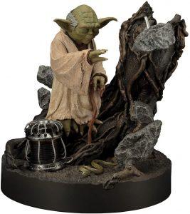 Figura de Kotobukiya de Yoda - Los mejores Hot Toys de Yoda - Figuras coleccionables de Yoda de Star Wars