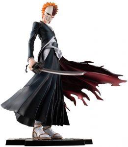 Figura de Kurosaki Ichigo de Bleach de Megahouse - Muñecos de Bleach - Figuras coleccionables del anime de Bleach