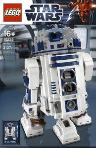 Figura de LEGO de R2-D2 - Los mejores Hot Toys de R2-D2 - Figuras coleccionables de R2-D2 de Star Wars