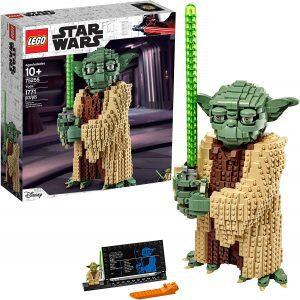 Figura de Lego de Yoda - Los mejores Hot Toys de Yoda - Figuras coleccionables de Yoda de Star Wars