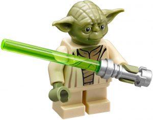 Figura de Lego de Yoda - Los mejores de Yoda de LEGO - Figuras coleccionables de Yoda de Star Wars