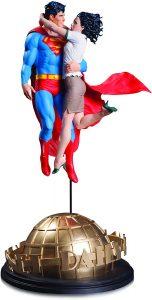 Figura de Lois Lane y Superman de DC Comics - Figuras coleccionables de Lois Lane - Muñecos de Lois Lane