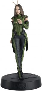 Figura de Mantis de Eaglemoss - Figuras coleccionables de Mantis de los Guardianes de la Galaxia - Muñecos de Mantis
