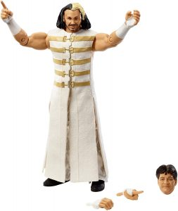 Figura de Matt Hardy de Mattel 2 - Muñecos de Matt Hardy - Figuras coleccionables de luchadores de WWE