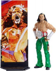 Figura de Matt Hardy de Mattel 5 - Muñecos de Matt Hardy - Figuras coleccionables de luchadores de WWE