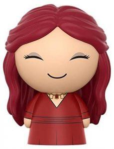 Figura de Melisandre de Juego de Tronos de Dorbz - Muñecos de Juego de tronos de Melisandre - Figuras coleccionables de Melisandre de Game of Thrones