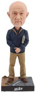 Figura de Mike Ehrmantraut de Breaking Bad de Royal Bobbles - Muñecos de Breaking Bad - Figuras coleccionables de Breaking Bad