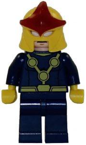 Figura de Nova de LEGO - Figuras coleccionables de Nova - Muñecos de Nova