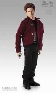 Figura de Oz de Buffy Cazavampiros de Sideshow - Muñecos de Buffy Cazavampiros - Figuras coleccionables de Buffy Cazavampiros