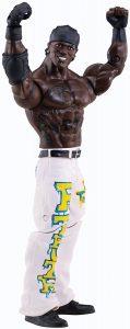 Figura de R Truth de Mattel 2 - Muñecos de R Truth - Figuras coleccionables de luchadores de WWE