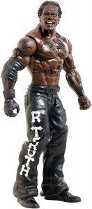 Figura de R Truth de Mattel 3 - Muñecos de R Truth - Figuras coleccionables de luchadores de WWE