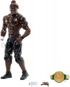 Figura de R Truth de Mattel 4 - Muñecos de R Truth - Figuras coleccionables de luchadores de WWE