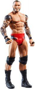Figura de Randy Orton de Mattel 6 - Muñecos de Randy Orton - Figuras coleccionables de luchadores de WWE