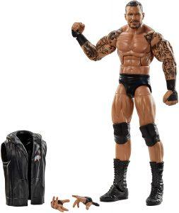Figura de Randy Orton de Mattel - Muñecos de Randy Orton - Figuras coleccionables de luchadores de WWE
