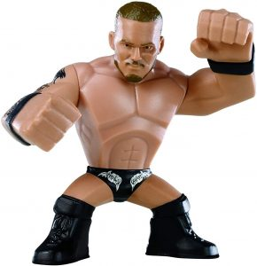 Figura de Randy Orton de WWE Rumblers - Muñecos de Randy Orton - Figuras coleccionables de luchadores de WWE