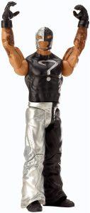 Figura de Rey Mysterio de Mattel 6 - Muñecos del Rey Mysterio - Figuras coleccionables de luchadores de WWE