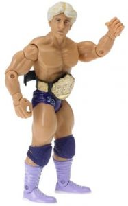 Figura de Ric Flair de Jakks Pacific - Muñecos de Ric Flair - Figuras coleccionables de luchadores de WWE