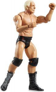 Figura de Ric Flair de Mattel 2 - Muñecos de Ric Flair - Figuras coleccionables de luchadores de WWE
