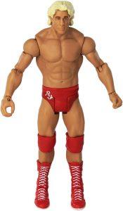 Figura de Ric Flair de Mattel 3 - Muñecos de Ric Flair - Figuras coleccionables de luchadores de WWE