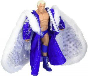Figura de Ric Flair de Mattel - Muñecos de Ric Flair - Figuras coleccionables de luchadores de WWE