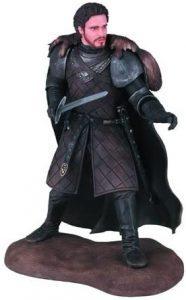 Figura de Robb Stark de Juego de Tronos de Dark Horse - Muñecos de Juego de tronos de Robb Stark - Figuras coleccionables de Robb Stark de Game of Thrones