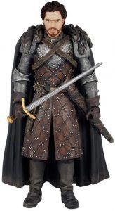 Figura de Robb Stark de Juego de Tronos de Legacy Collection - Muñecos de Juego de tronos de Robb Stark - Figuras coleccionables de Robb Stark de Game of Thrones