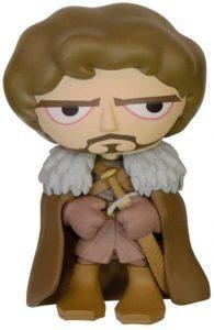 Figura de Robb Stark de Juego de Tronos de Mistery Minis - Muñecos de Juego de tronos de Robb Stark - Figuras coleccionables de Robb Stark de Game of Thrones
