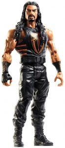 Figura de Roman Reigns de Mattel 3 - Muñecos de Roman Reigns - Figuras coleccionables de luchadores de WWE