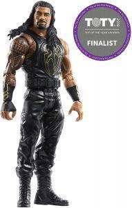 Figura de Roman Reigns de Mattel 5 - Muñecos de Roman Reigns - Figuras coleccionables de luchadores de WWE