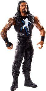 Figura de Roman Reigns de Mattel 6 - Muñecos de Roman Reigns - Figuras coleccionables de luchadores de WWE