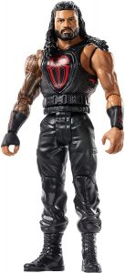 Figura de Roman Reigns de Mattel 9 - Muñecos de Roman Reigns - Figuras coleccionables de luchadores de WWE