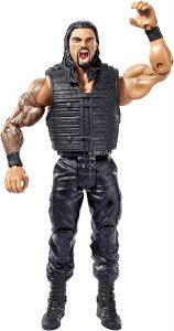 Figura de Roman Reigns de Mattel Elite 2 - Muñecos de Roman Reigns - Figuras coleccionables de luchadores de WWE