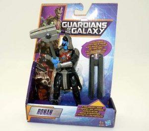 Figura de Ronan de Hasbro - Figuras coleccionables de Ronan el Acusador